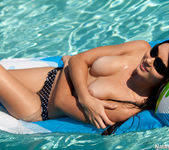 Natasha Belle - Pool Floatie 3
