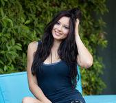 Natasha Belle - Blue Couch 4