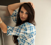 Natasha Belle - Kitchen In Plaid 12