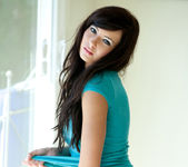 Natasha Belle - Bright Blue Shirt 4