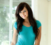 Natasha Belle - Bright Blue Shirt 16