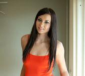 Natasha Belle - Orange Top 3