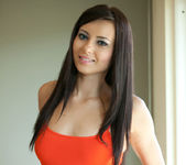 Natasha Belle - Orange Top 4