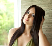 Natasha Belle - Green Dress 6