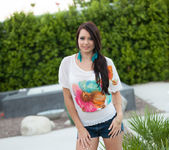 Natasha Belle - Outdoor Strip 4