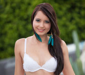 Natasha Belle - Outdoor Strip 10