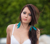 Natasha Belle - Outdoor Strip 12