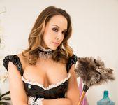 Chanel Preston French Maid Interracial 2