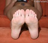 Melanie Scott - Foot Fetish Daily 4
