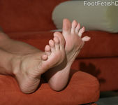 Melanie Scott - Foot Fetish Daily 7