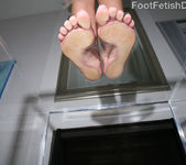 Tia Thomas Hardcore Foot Fetish 7