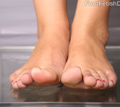 Alana Leigh - Foot Fetish Daily 5