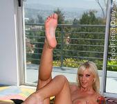 Brooke Banner - Foot Fetish Daily 4
