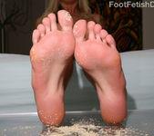 Brooke Banner - Foot Fetish Daily 5