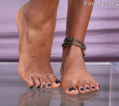 Monica Foster Wrinkly White Soles 8
