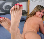 Victoria Lawson Spanish/French Beauty with Smooth Soles 6