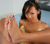 Jandi Lin Submissive Asian Feet 2