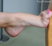 Missy Stone Petite Toes and Cute Breasts 8