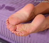 Christina Moure Feet - Foot Fetish Daily 16