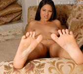 Jazmine Star Sexy Red Toes 6
