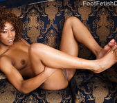 Misty Stone Footjob - Foot Fetish Daily 11
