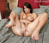 Miley Ann Hardcore Foot Fetish Pictures 5