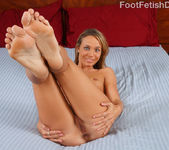 Hannah West Soles and Toes 6