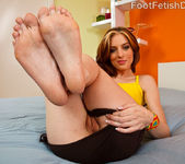 Riley Shy Interracial Foot Fetish Sex 2