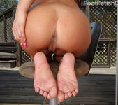 Alyssa Reece and Natalia Sugar Toes and Pussy Eating 3