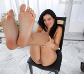 Angelica Raven Ass Eating Footjob 6