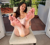 Astrid Jaymes Gets Fucked and Exposes Her Cummy Feet 5