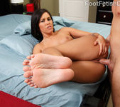 Taisa Banx Exposes Smooth Soles and Gets Fucked 13