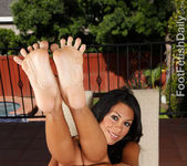 Cassandra Cruz - Foot Fetish Daily 3