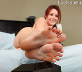 Sexy Redhead Tweety Exposes Smooth Soles and Gets Pounded 6