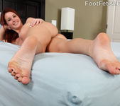 Sexy Redhead Tweety Exposes Smooth Soles and Gets Pounded 8