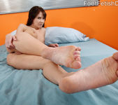 Kelly Klass - Foot Fetish Daily 7