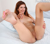 Karina and Her Gal Pal Take Turns Licking Each Other's Toes 8
