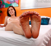 Maryjane Johnson Gets Feet Worshipped and Pussy Fucked 5