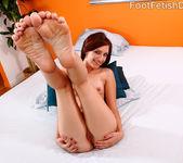 Maryjane Johnson Gets Feet Worshipped and Pussy Fucked 7