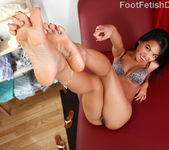 Cindy Starfall Loves Riding Dick and Giving Footjobs 2