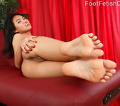 Cindy Starfall Loves Riding Dick and Giving Footjobs 6