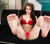 Callie Cyprus Has a Toe-Curling Orgasm as She Receives Dick 4