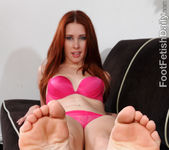 Melody Jordan - Foot Fetish Daily 3
