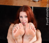 Melody Jordan - Foot Fetish Daily 6