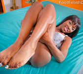 Ana Foxxx Wraps Her Pale Soles Around a Huge Dick 4
