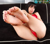 Nina Lopez Has Her Feet Worshipped and Fucked 3