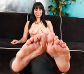 Nina Lopez Has Her Feet Worshipped and Fucked 5