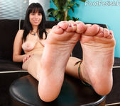 Nina Lopez Has Her Feet Worshipped and Fucked 6