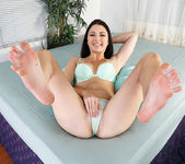 Daisy Summers is happy being a foot teaser 2