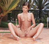 Caprice Teases Her Pulsing Clit 10